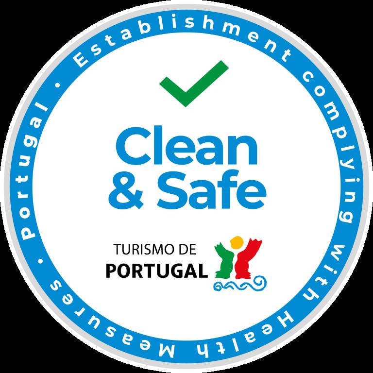 Logo Portugal Clean & Safe